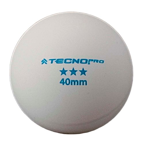 Tecnopro 3 Star TT Ball 6 Stk.