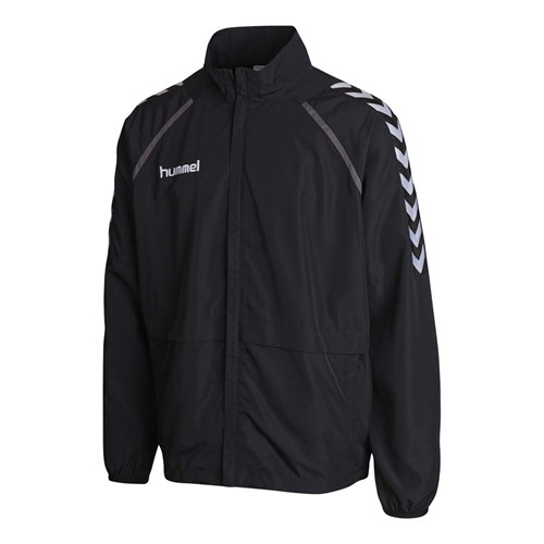 Hummel Stay Authenyic Micro Jacket Børn Black