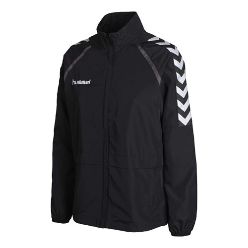 Hummel Stay Authentic Micro Jacket Dame Black