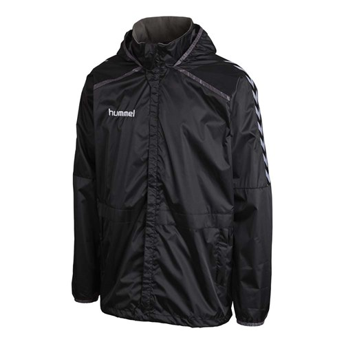 Hummel Stay Auth. All Weather Jacket Mænd Black