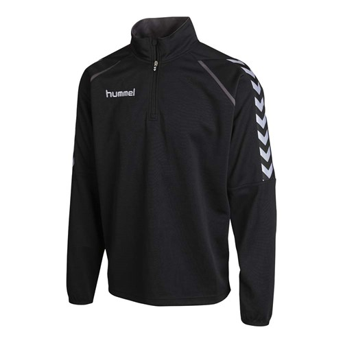 Hummel Stay Authentic Poly Sweat Voksen Black