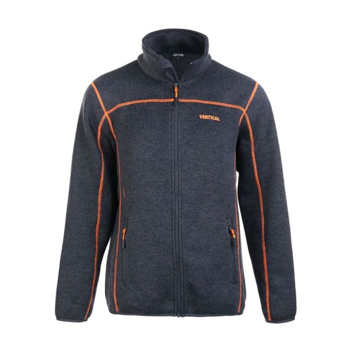Vertical Lanark Knitted Fleece Til Herre