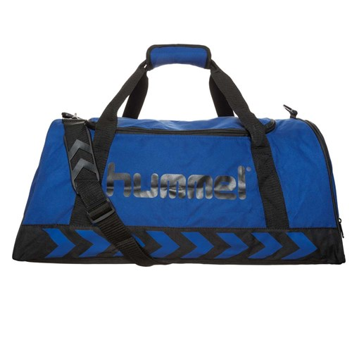 Hummel Authentic Sport Bag L Blå
