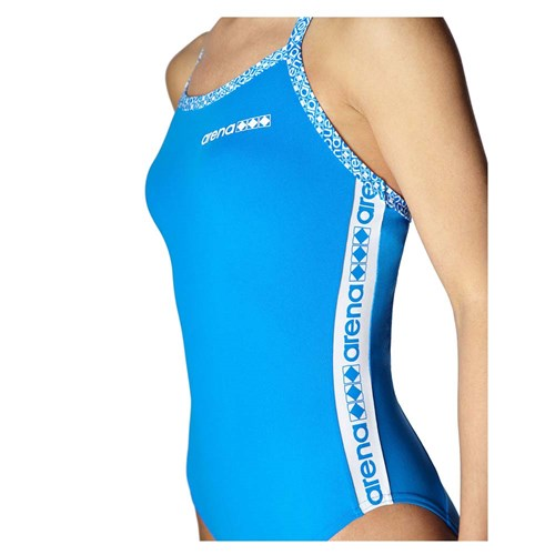 Arena Diamonds One Piece Stripe Til Dame