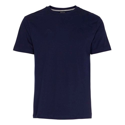 Kappa T-Shirt SS Zafers Blue Marine