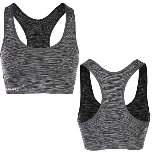 Endurance Civita Seamless Sports Bra Til Dame