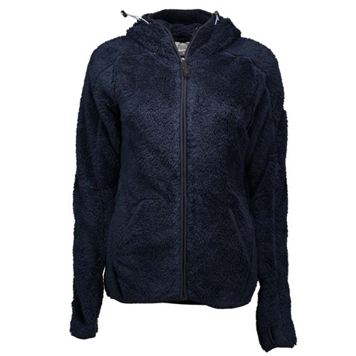 Mckinley Linda highloft Fleece Dark Night Til Dame