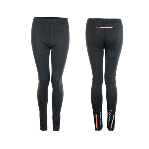 Endurance Arcola Long Run Tights Til Børn
