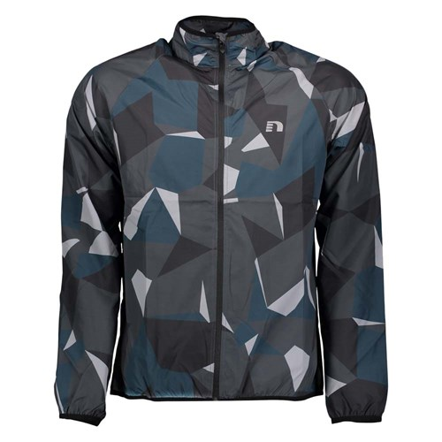 Newline Printed Jacket Herre