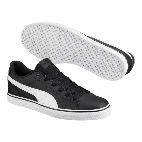 Puma Court Point Vulc V2 Herre Black