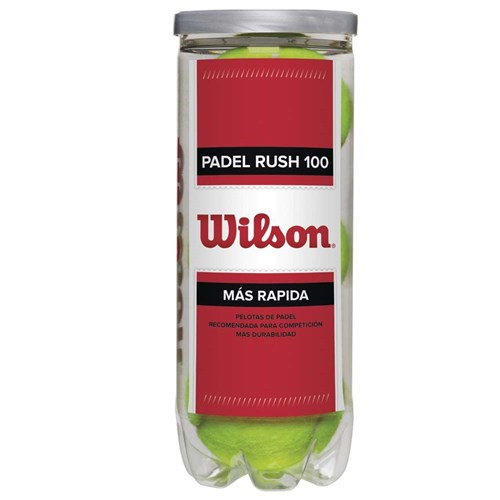 Wilson - Padel Rush 100 3 Ball