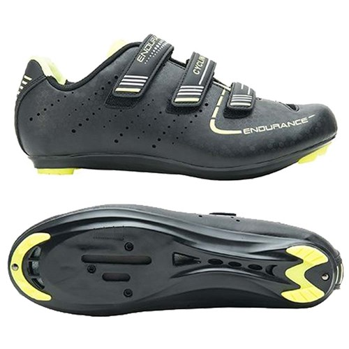 Endurance Labo Cycling Spinning Shoe Til Voksen