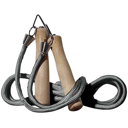 Endurance Jump Rope Wooden Handle