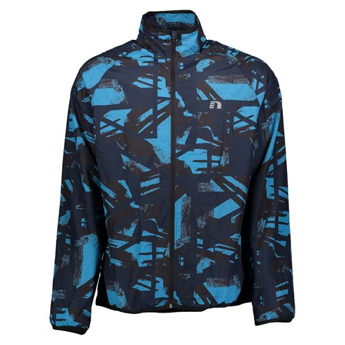 NewLine Printed Thermal Jacket Til Herre