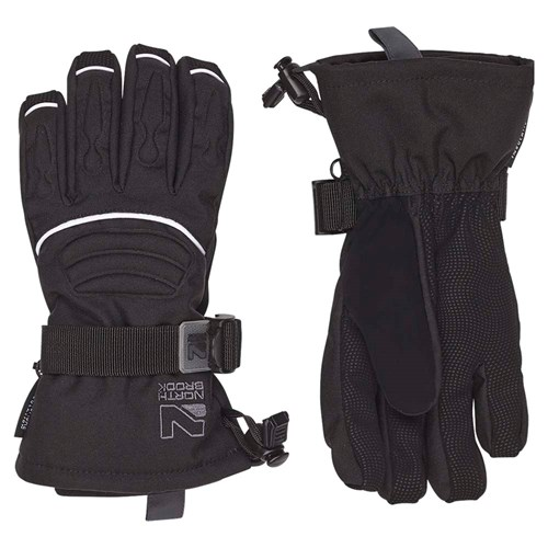 North Brook Challenge II Glove Black Til Børn