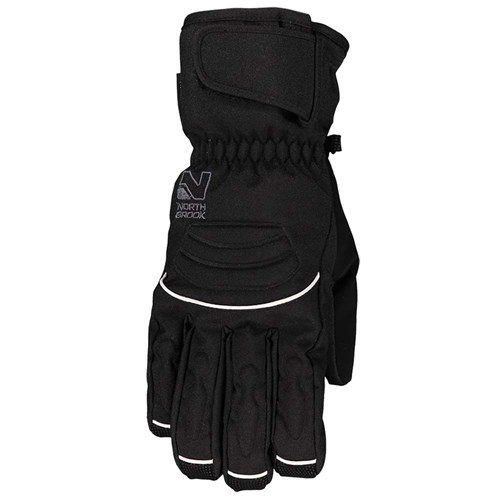 North Brook Challenge II Glove Black Til Dame