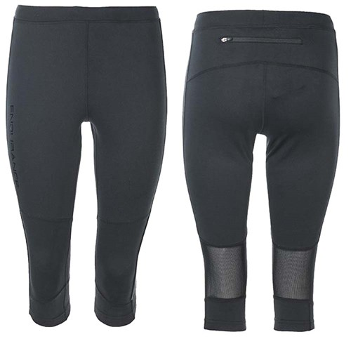 Endurance Mahana Knee Run Tights Til Dame