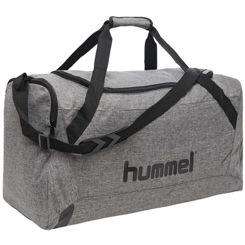 Hummel Core Sports Bag L Grey Melange