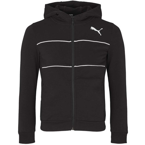 Puma Hooded Sweat Jacket Til Børn