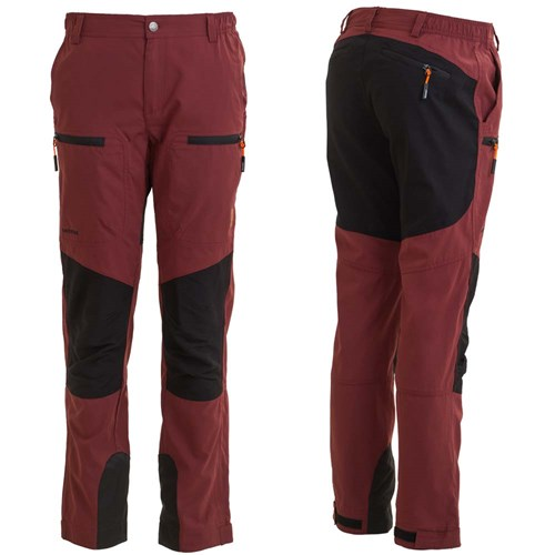 Tuxer Hunter lady Pants Ruby Red