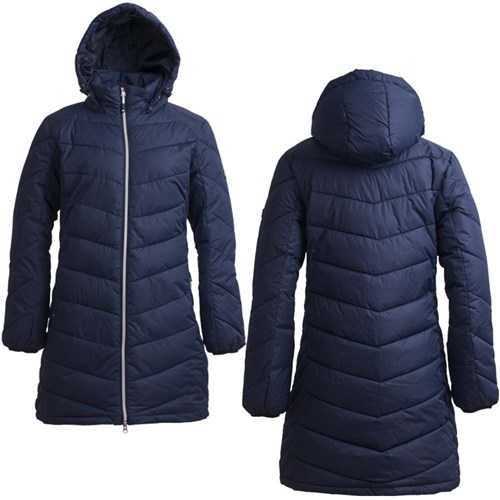 Tuxer Elsa Jacket Til Dame Dark Navy