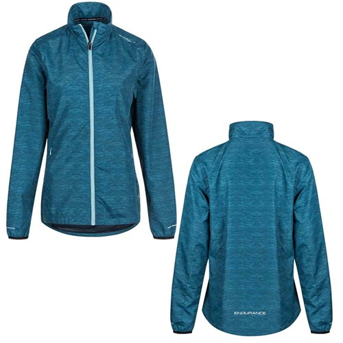 Endurance Kanie Run Jacket Til Dame