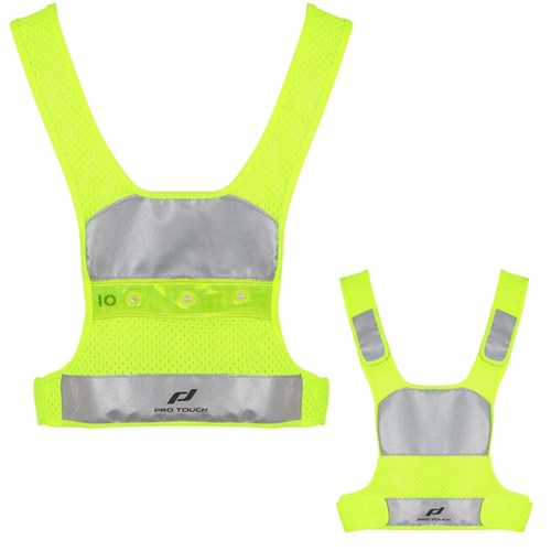 Pro Touch Led Reflective Vest