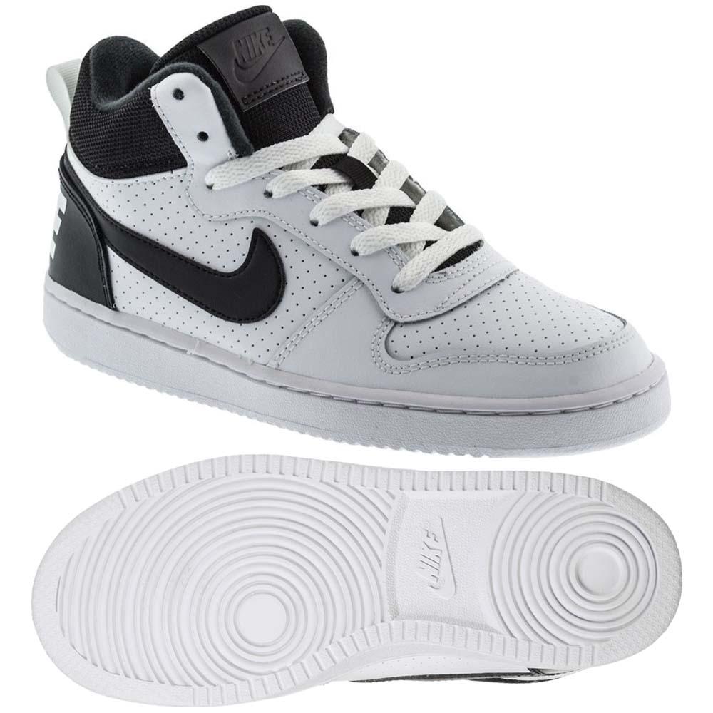 premium selection 4b3a6 a3c70 Nike Court Borough Mid Til Børn