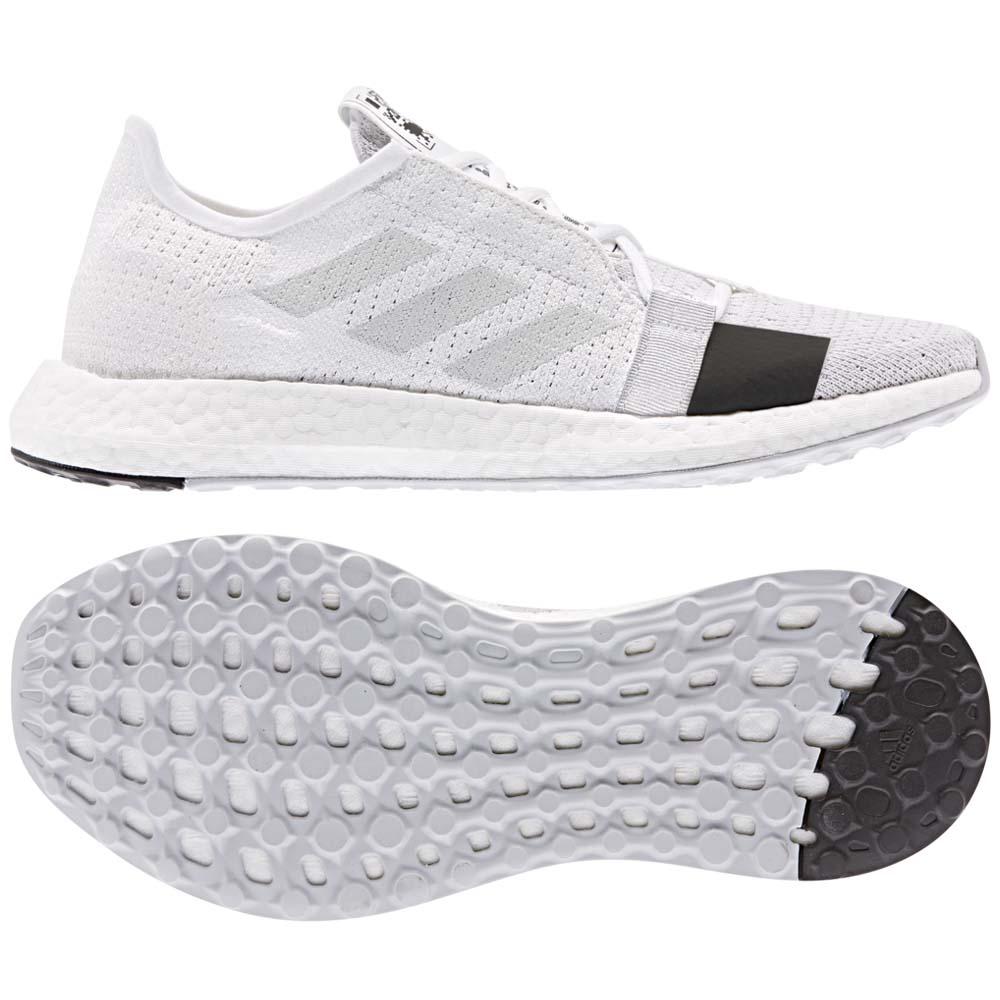 Adidas Senseboost Go White Til Herre